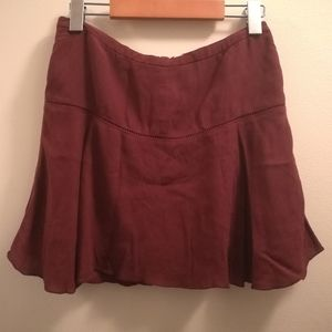 Aritzia Sunday Best Zelda Skirt